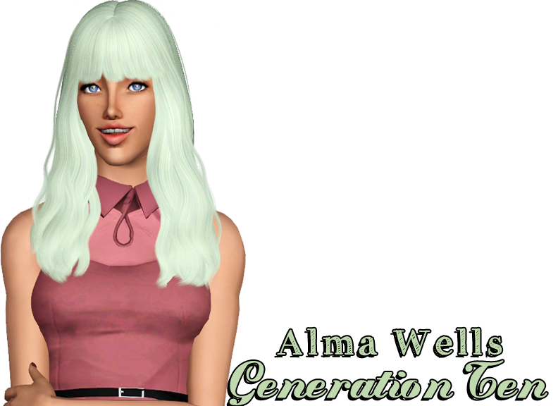 Generation 10 - Alma Wells