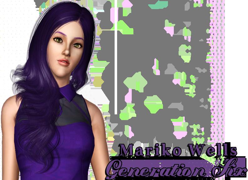 Generation 6 - Mariko Wells